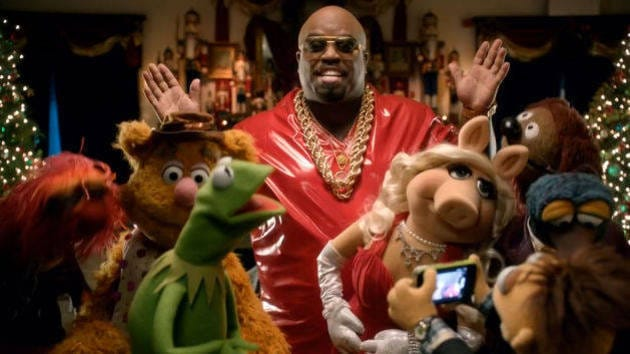 CeeLo Green featuring The Muppets: All I Need Is Love