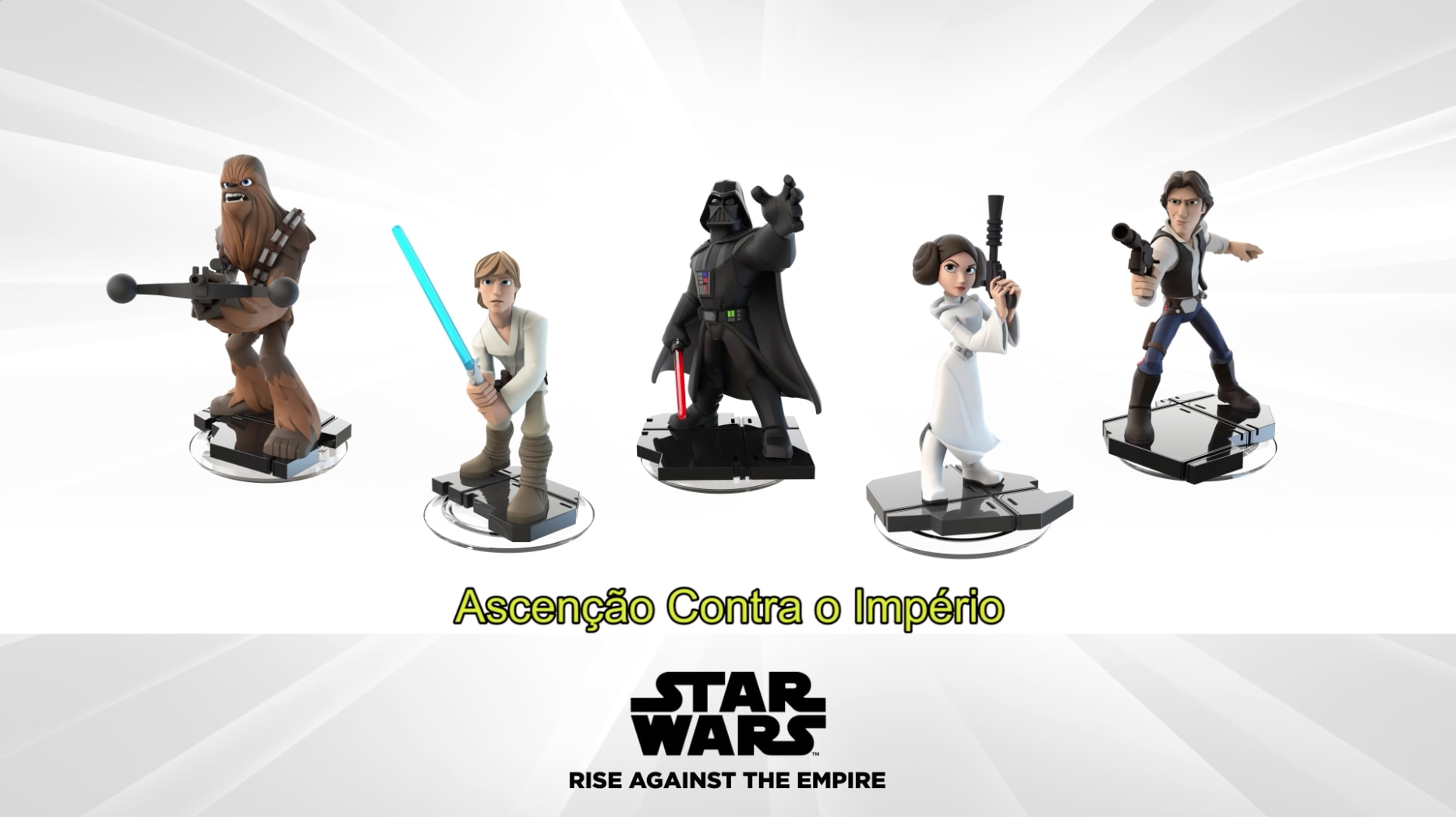 "Disney Infinity 3.0: Star Wars ""Rise Against the Empire"""