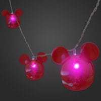 Mickey and Minnie Mouse MXYZ Indoor Room Lights