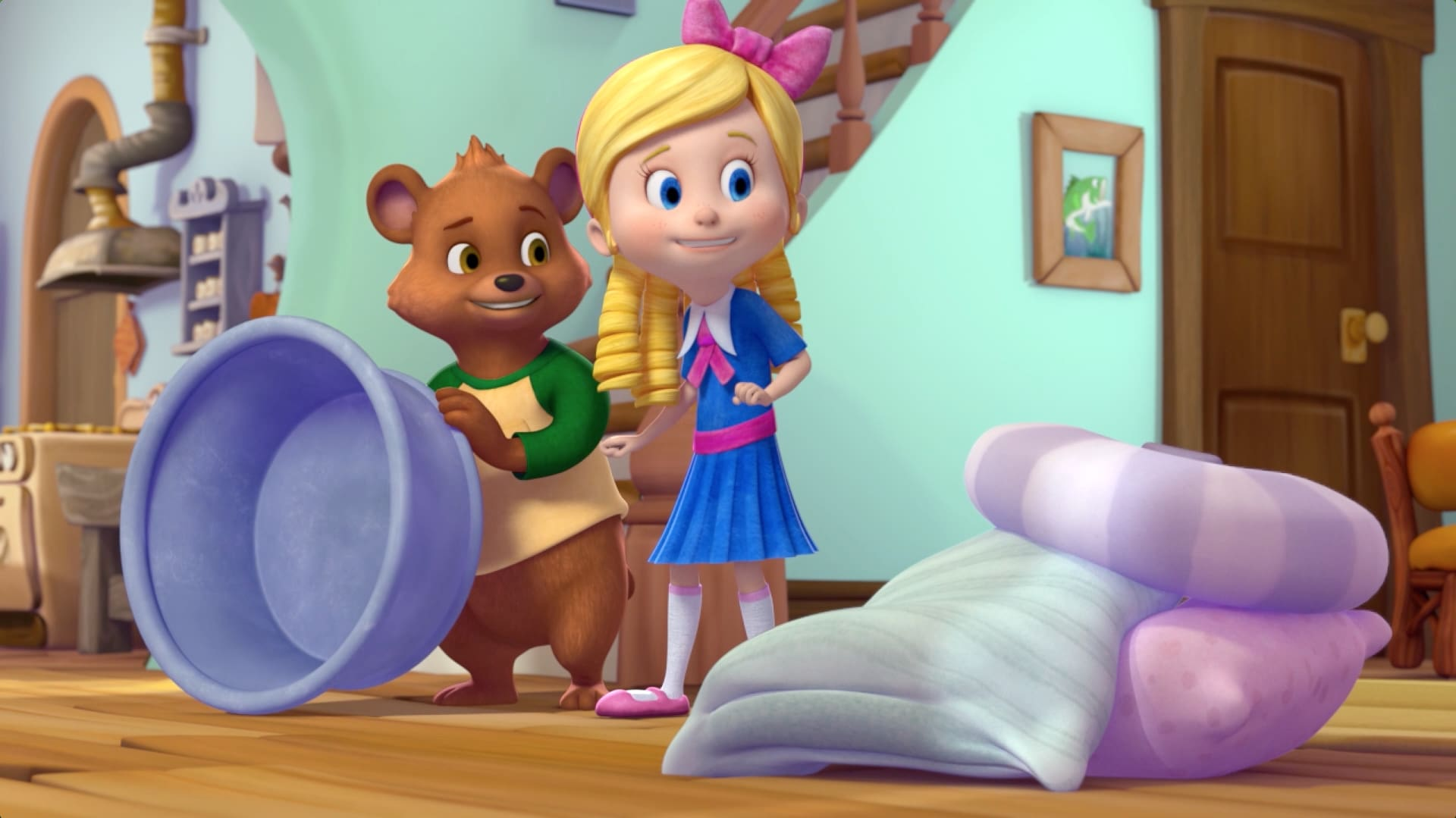Las canciones de Disney Junior I Goldie y Osito