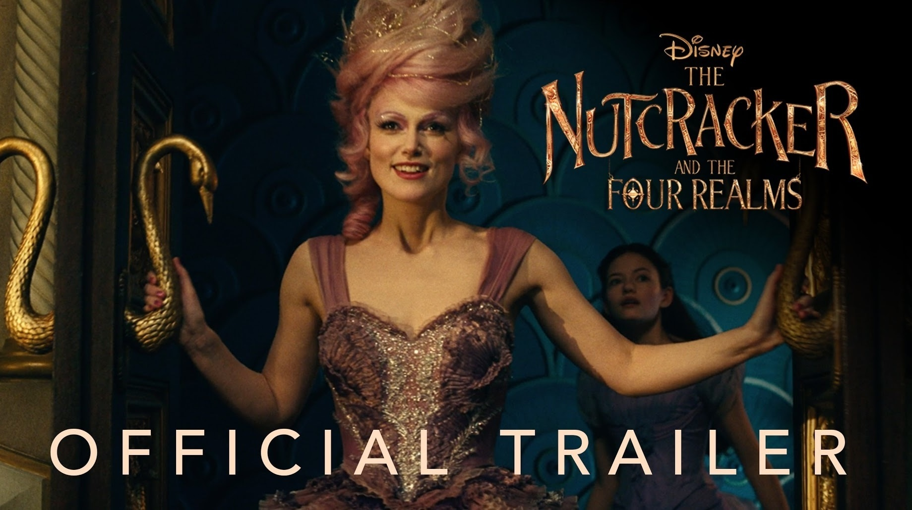 Disney's The Nutcracker and The Four Realms - Teaser Trailer