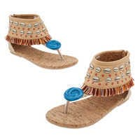 Image of Moana Costume Shoes for Kids # 1