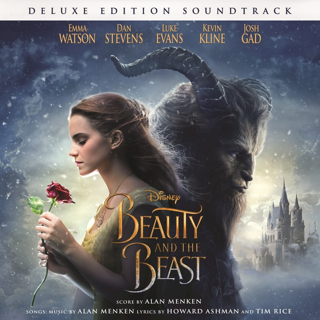 Beauty and the Beast: Deluxe Soundtrack (2017)
