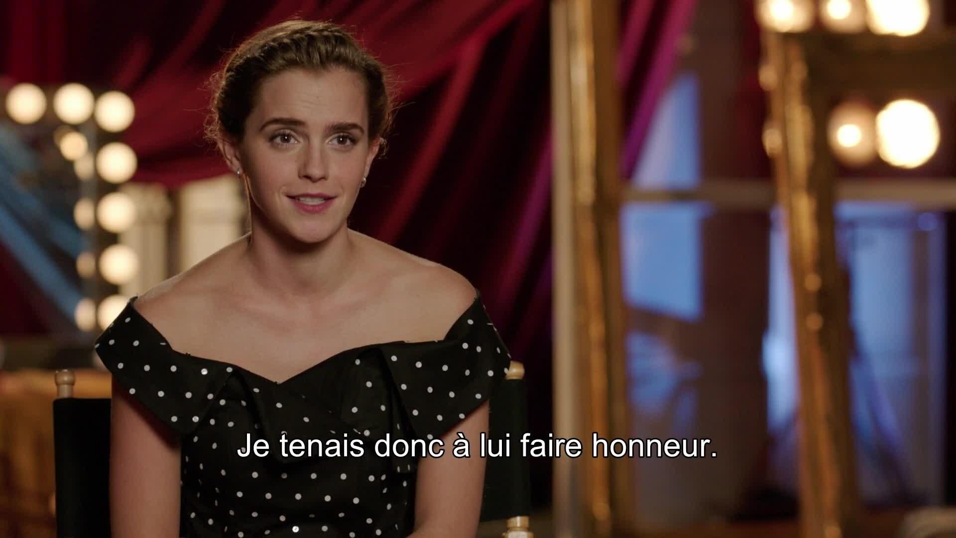 La Belle et la Bête (2017) - Reportage : Belle, héroïne moderne
