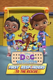Doc McStuffins: First Responders To The Rescue