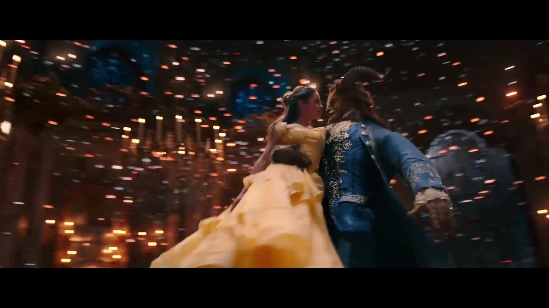 DIE SCHÖNE UND DAS BIEST - Offizieller Trailer