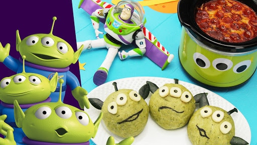 Pizza Planet Fondue | Dishes by Disney by Disney Family