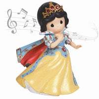 Snow White Rotating Musical Figurine by Precious Moments