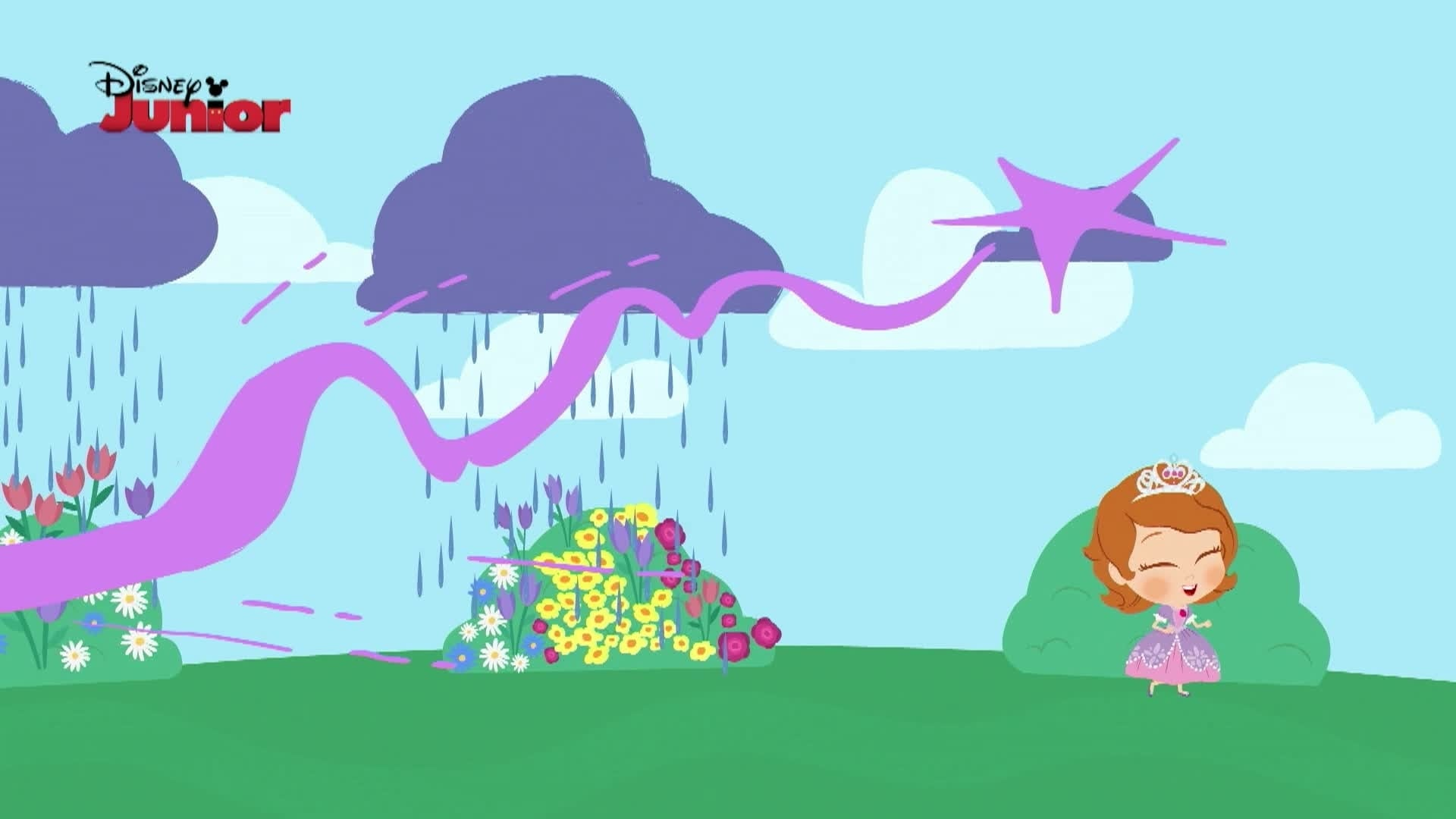 Canções Infantis - Chuva, Chuva, Vai-te Embora