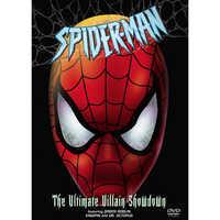 Image of Spider-Man: The Ultimate Villain Showdown DVD # 1