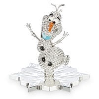 Olaf Limited Edition Figurine by Arribas Brothers