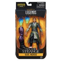 Image of Karl Mordo Action Figure - Build-A-Figure Collection - Marvel's Doctor Strange - 6'' # 2