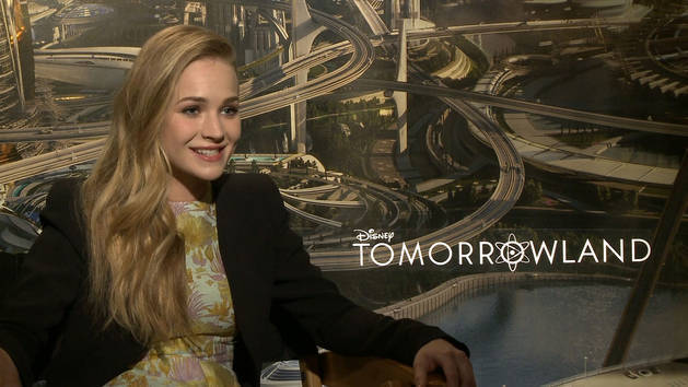 Meet the Cast of Disney's Tomorrowland - Disney Insider
