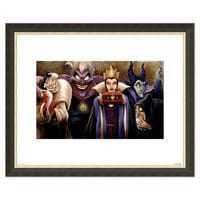 Image of ''Sinister Villains'' Giclée by Darren Wilson # 3