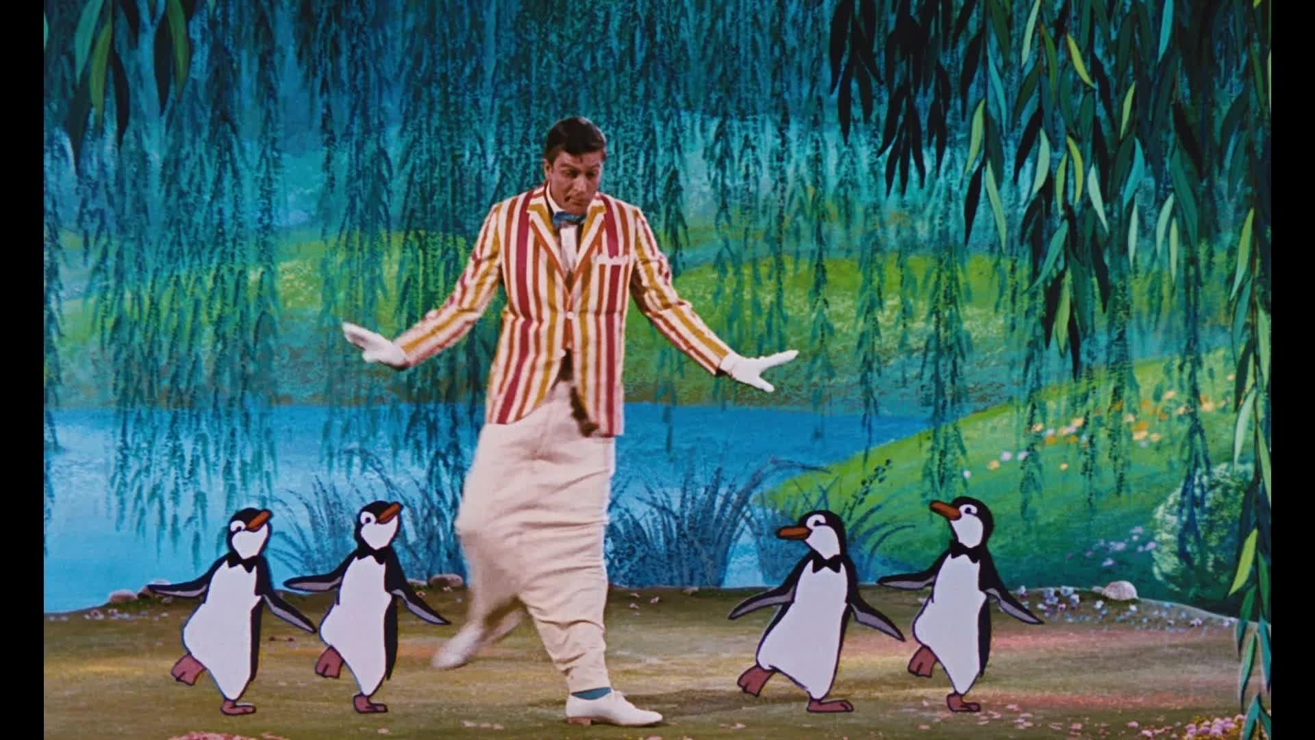Mary Poppins - Extrait : Danse avec les pingouins