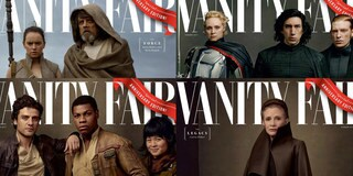 Vanity Fair Reveals Star Wars: The Last Jedi Special Issue