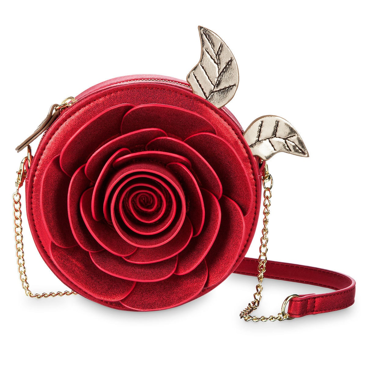 Beauty and the beast enchanted rose crossbody bag by danielle nicole product image of beauty and the beast enchanted rose crossbody bag by danielle nicole 1 izmirmasajfo