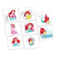 Ariel Tattoos - 2 Pack