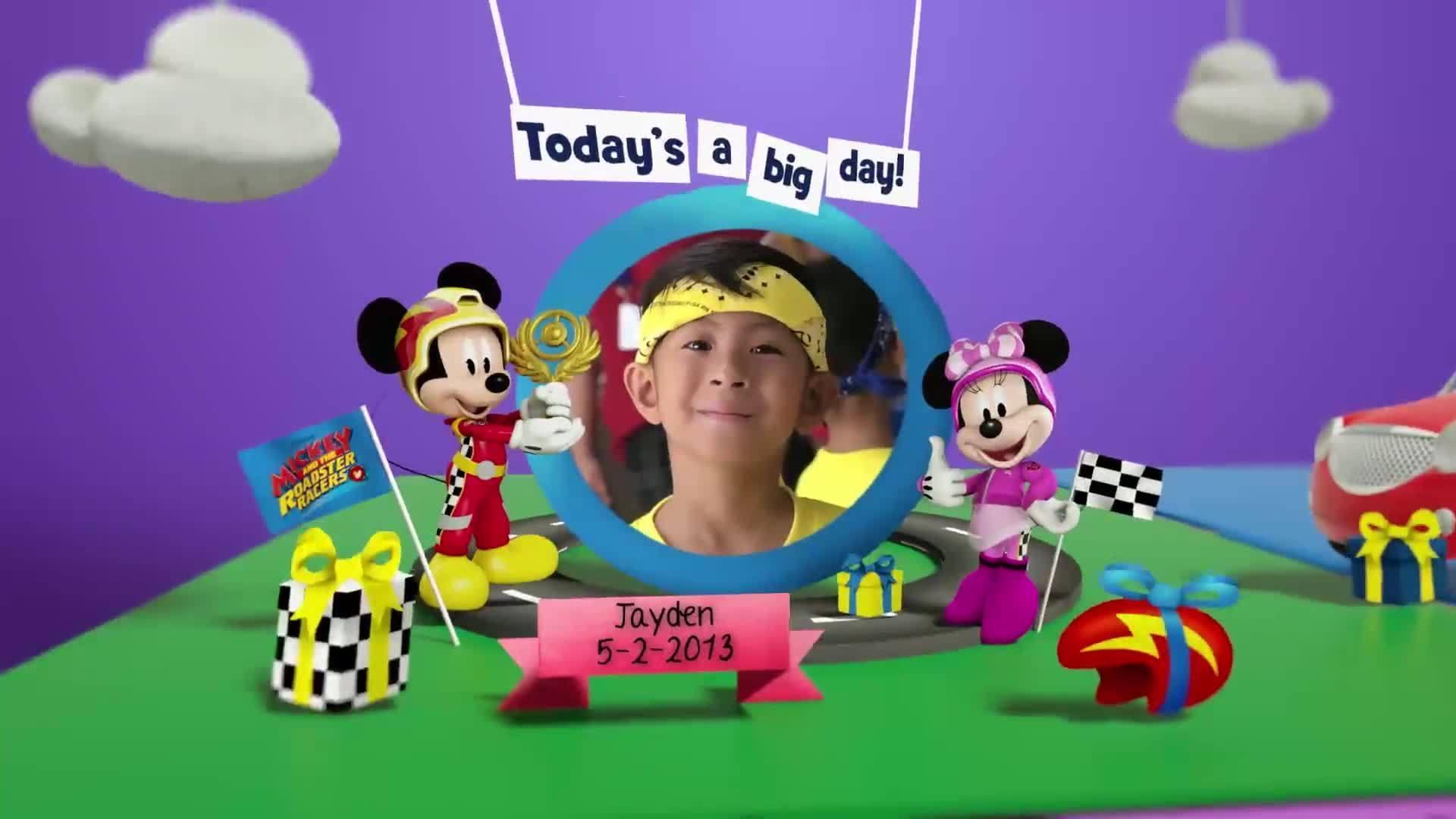 Disney Junior Birthday Book 2020 February Album 10