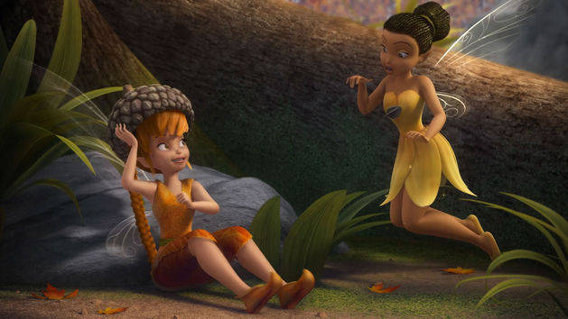 Fawn and Games - Disney Fairies Shorts