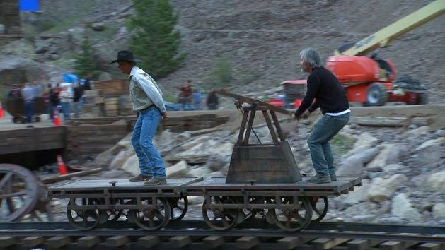 Creating Creede - The Lone Ranger Behind the Scenes