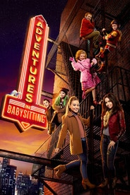 Disney Adventures in Babysitting (2016)