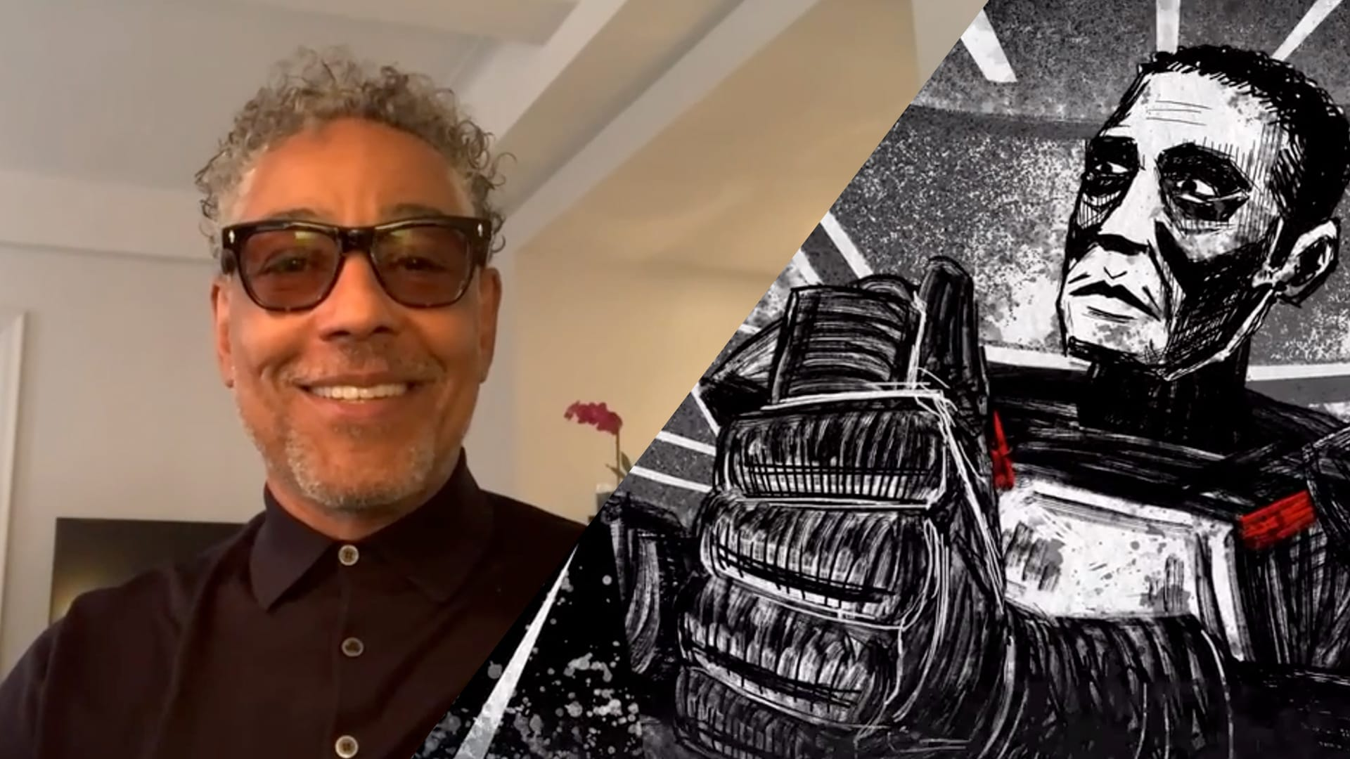 Star Wars: The Story of Giancarlo Esposito