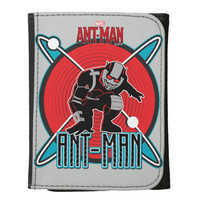 Image of Ant-Man Leather Wallet - Customizable # 1