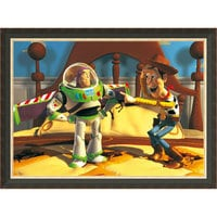Toy Story ''You're Not a Space Hero'' Giclé