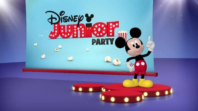 Disney Junior Party