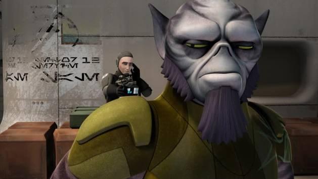 متمردي حرب النجوم - ورطة