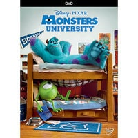 Image of Monsters University DVD # 1