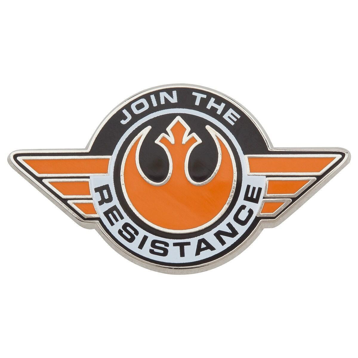 Rebel Alliance Starbird Pin Star Wars The Force Awakens Shopdisney
