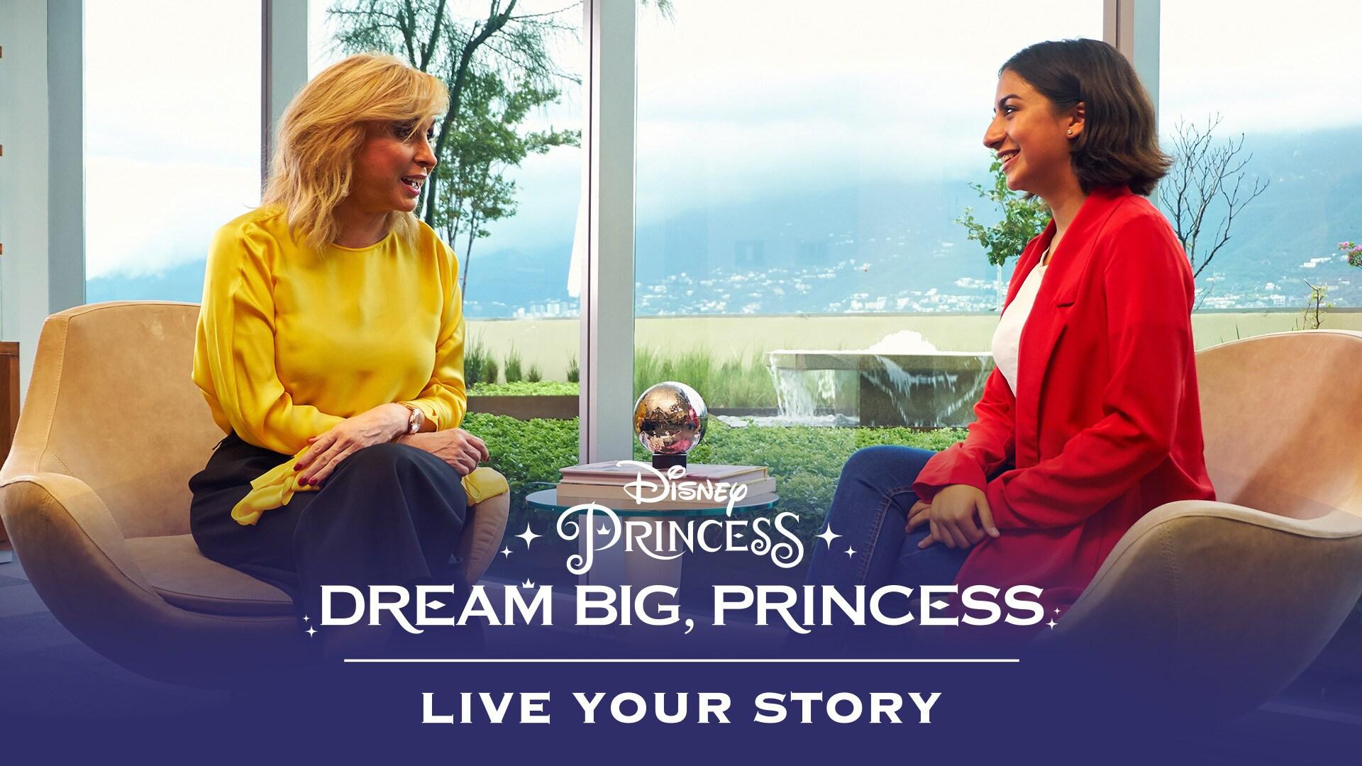 Dream Big, Princess - Eloisa Meets Blanca Treviño | Disney