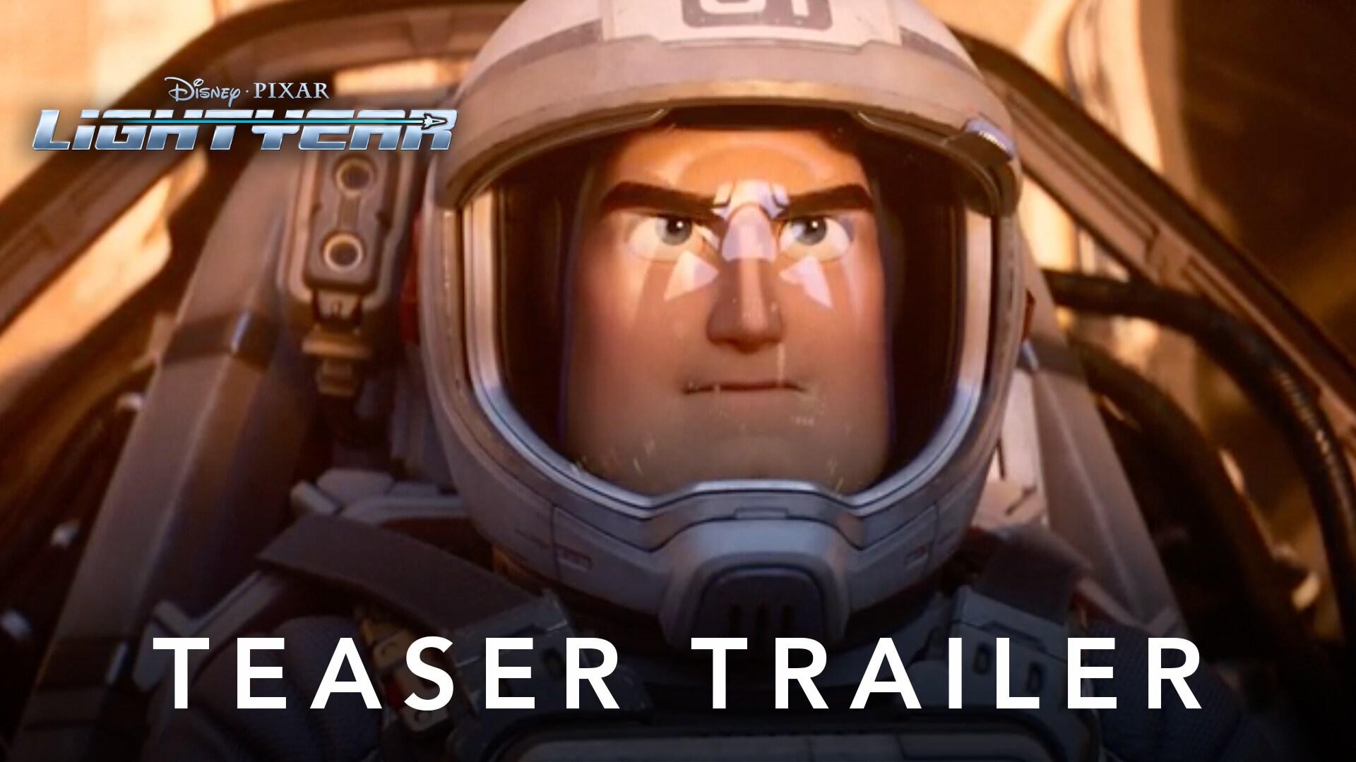 Lightyear | Teaser Trailer