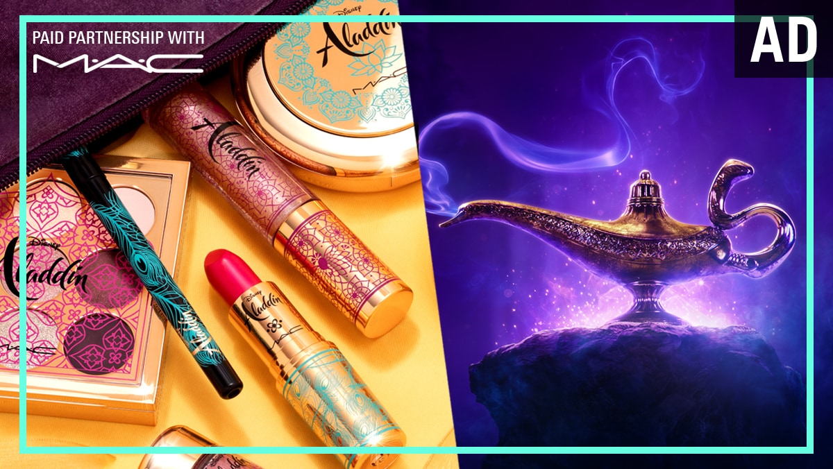 Aladdin-Inspired Makeup Tutorials | Beauty by Disney Style