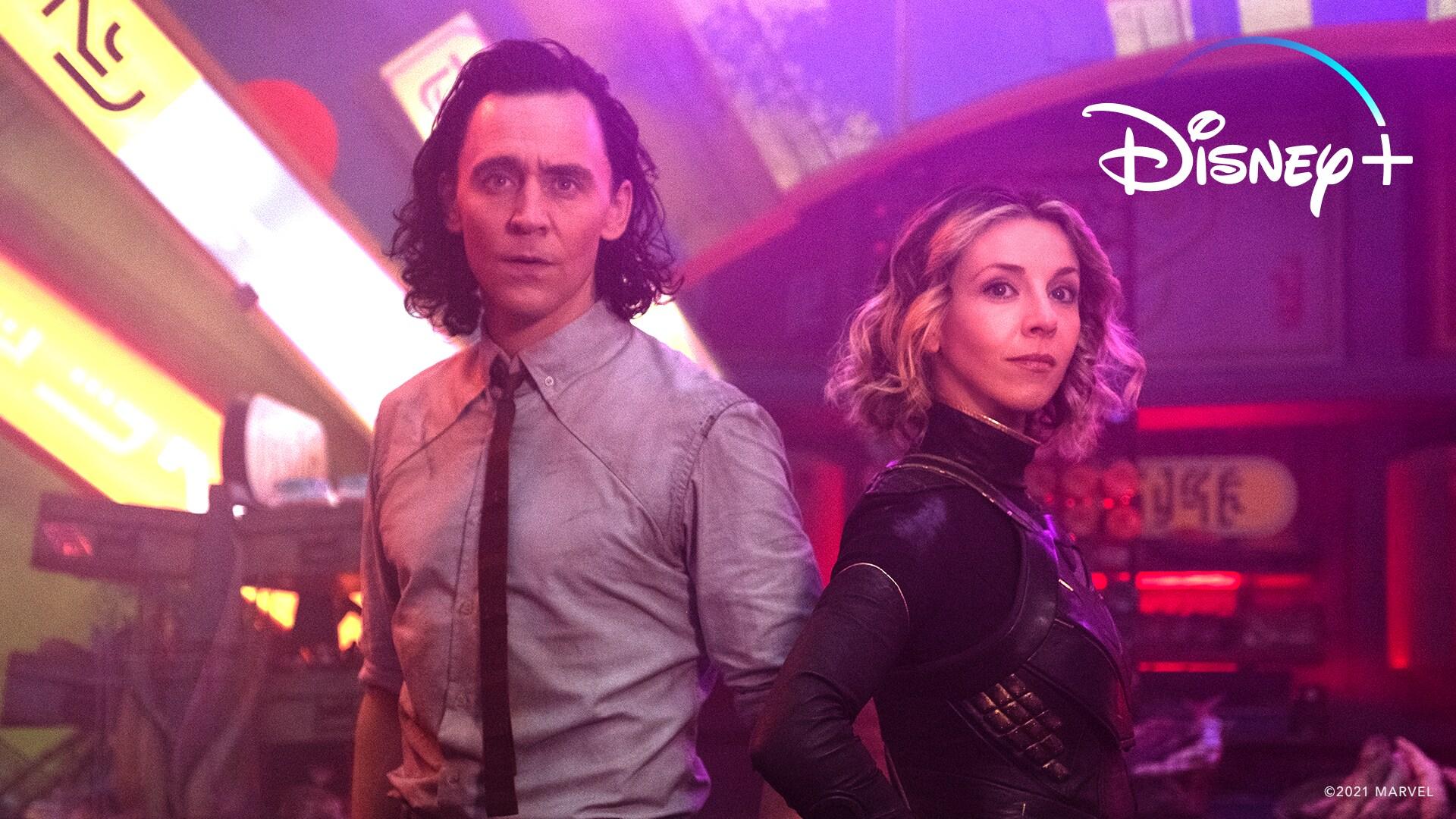Loki's Best Tricks | Disney+