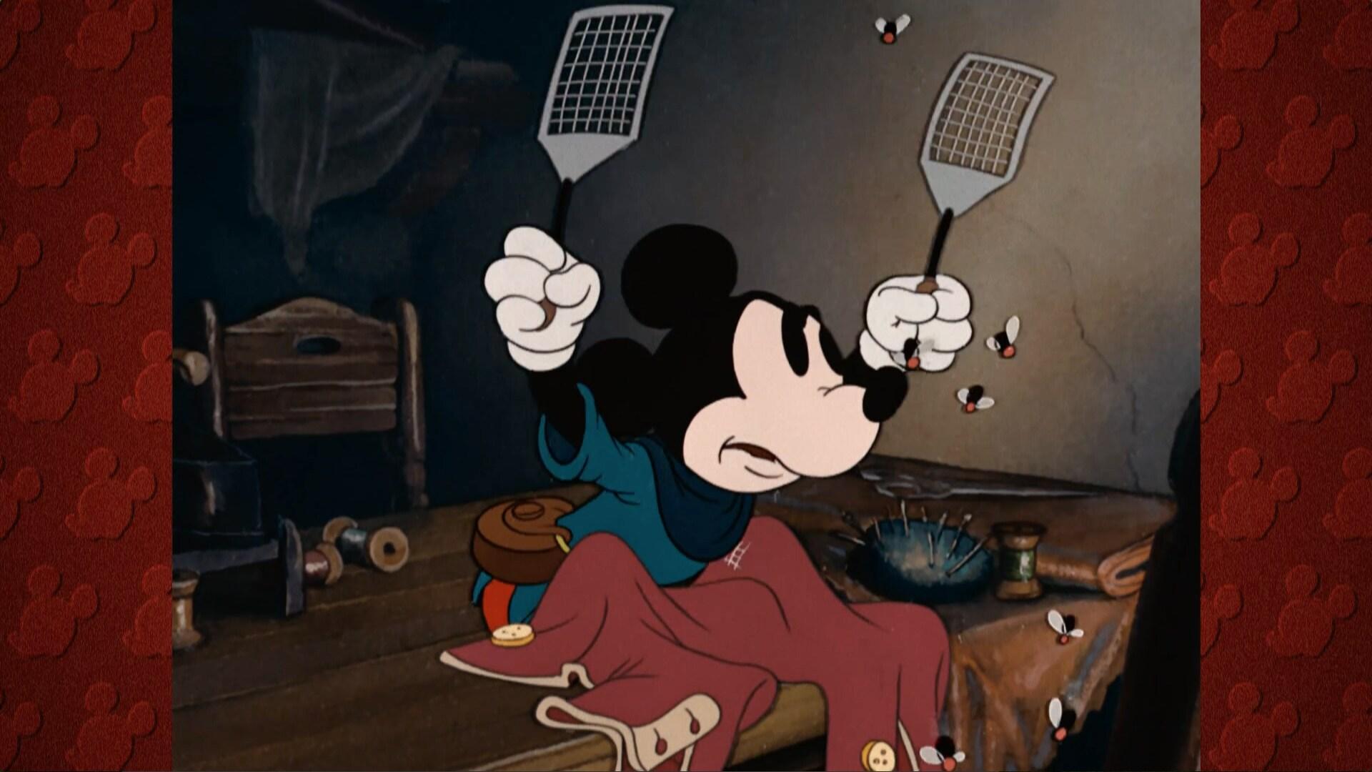 O alfaiate valente - Pura Risada com o Mickey!