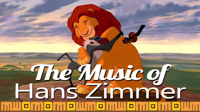 Hans Zimmer | The Lion King Legacy Collection | Disney Insider