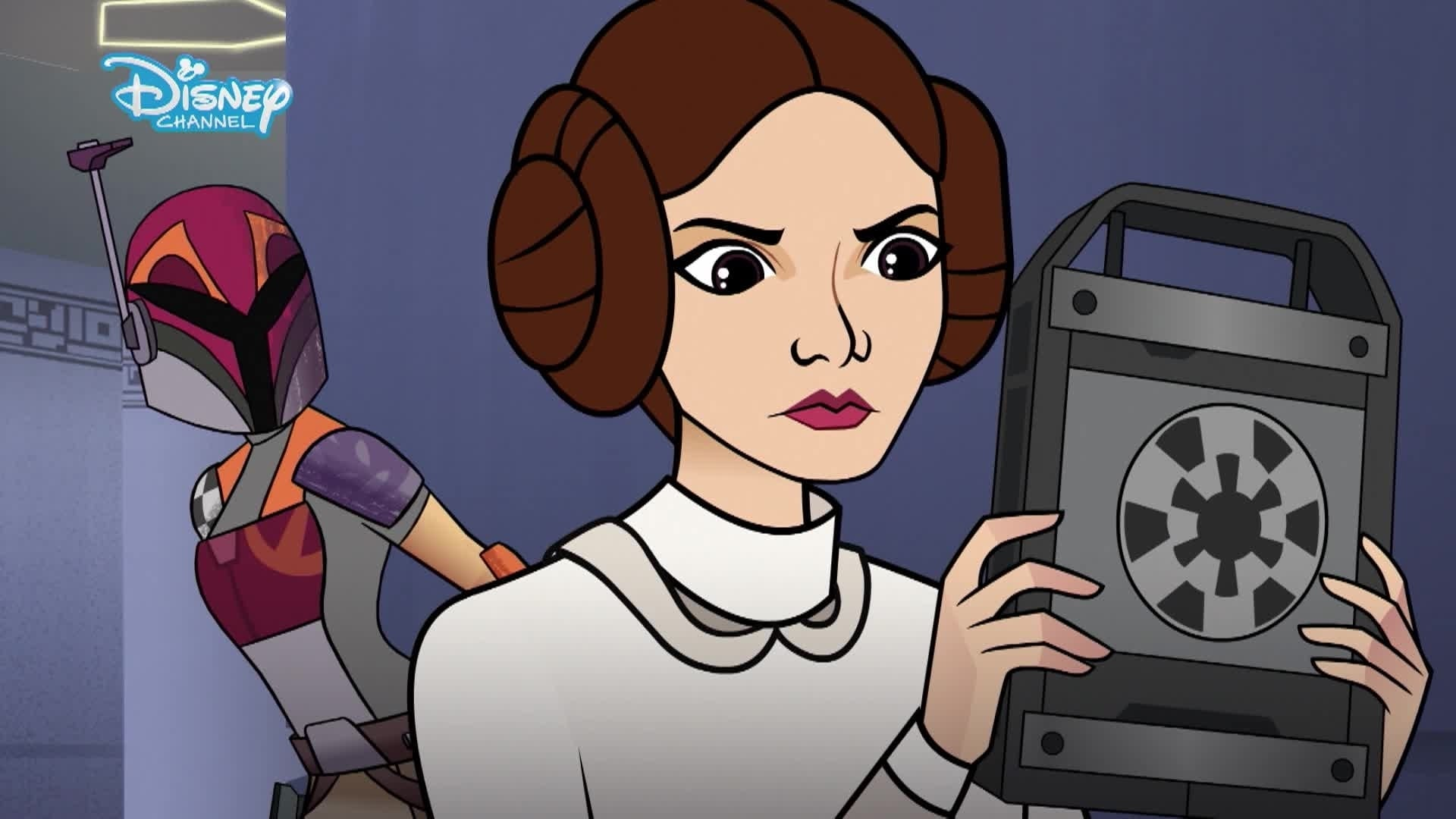 Star Wars Forces of Destiny: Recompensa Problemática