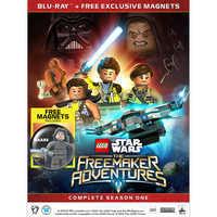 Image of LEGO Star Wars: The Freemaker Adventures Season One Blu-ray # 1