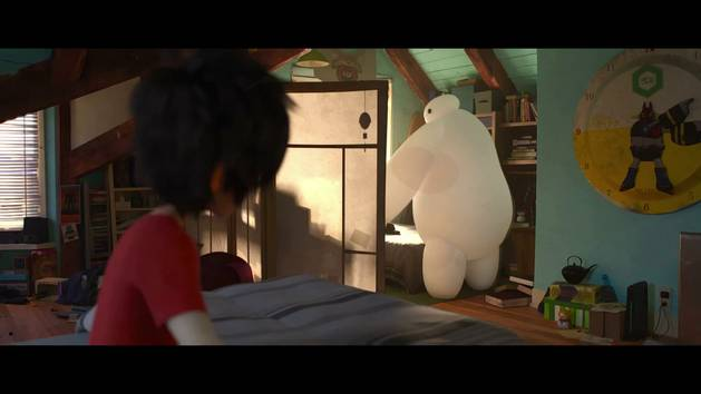 Big Hero 6 - Backstage - Flavio Insinna