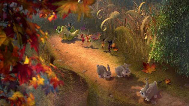 Tink'n About Animals - Tinker Bell and the Legend of the Neverbeast