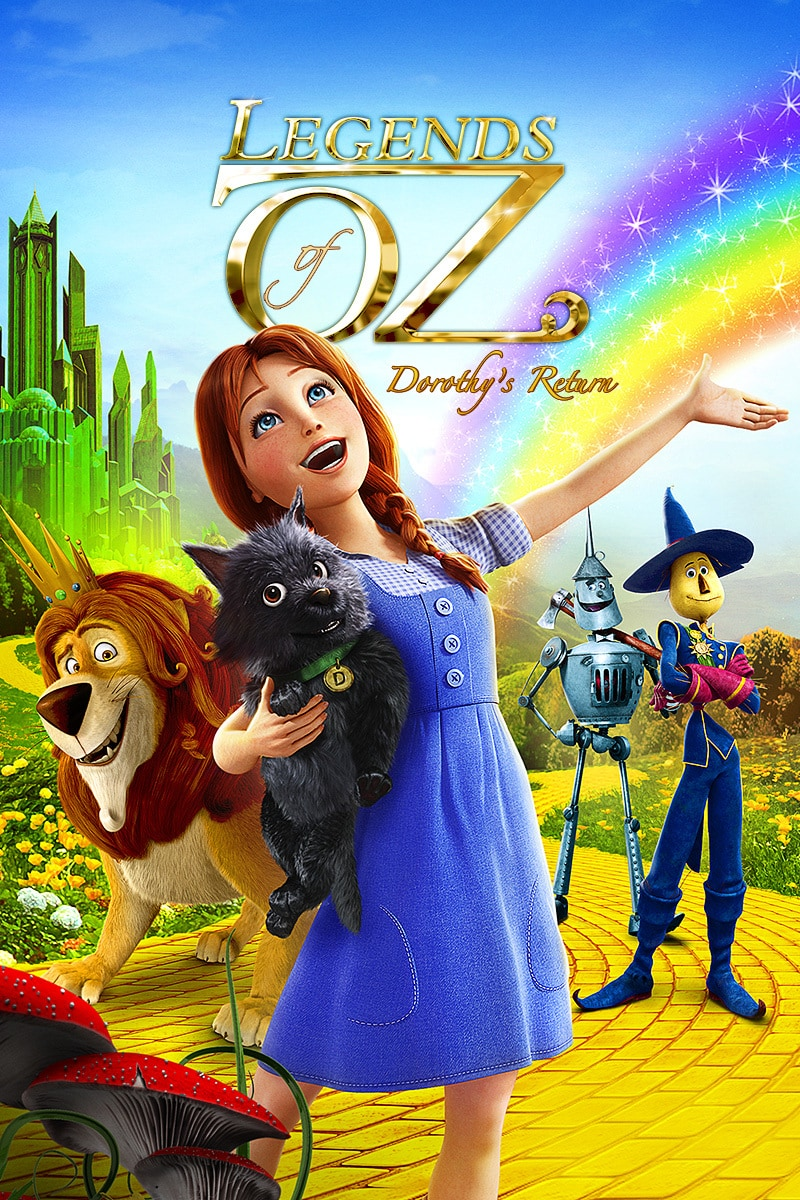 Legends of Oz: Dorothy's Return movie poster