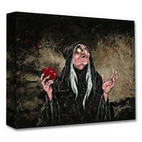 Image of Evil Queen as Hag ''The Magic Wishing Apple'' Giclée by Trevor Mezak # 1