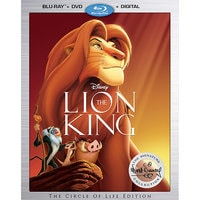 The Lion King Blu-ray Combo Pack