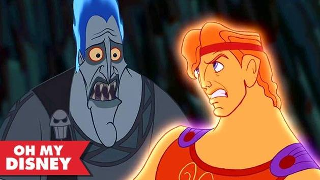 Hercules in 60 Seconds - Oh My Disney