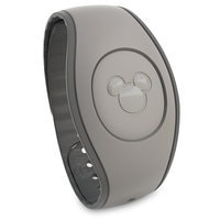 Image of Disney Parks MagicBand 2 - Gray # 1