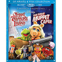 Image of Muppet Treasure Island & The Great Muppet Caper 2-Movie Collection # 1