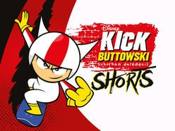 Kick Buttowski: Suburban Daredevil Shorts